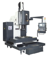 CNC-550 4 Axis CNC Slotting Machine
