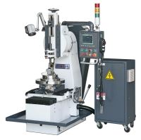 KNEE TYPE TURRET MILL(Step speed or Variable speed)