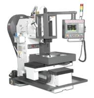 CNC-300 3 Axis CNC Slotting Machine