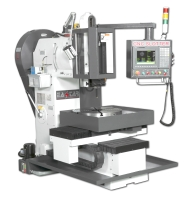 CNC-300 3 Axis CNC Slotting M/C