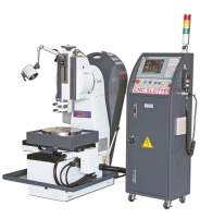 CNC-200 3 Axis CNC Slotting Machine