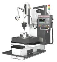 CNC-350 三軸數控插床3軸數控插床(二軸自動進給+圓盤自動分度)