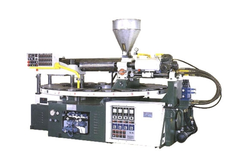 Rotary Type Plastic Sole Automatic Injection Molding Machine