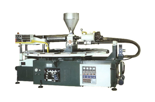 Rotary Type Plastic Shoes Automatic Injection Molding Machine