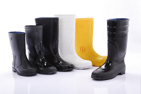 Rotary Type Rain Boots Automatic Injection