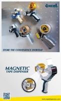 磁铁式胶带切台