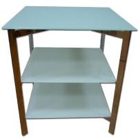 3-Layer Glass Shelf