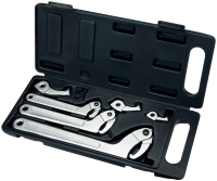 HOOK AND PIN WRENCH KIT