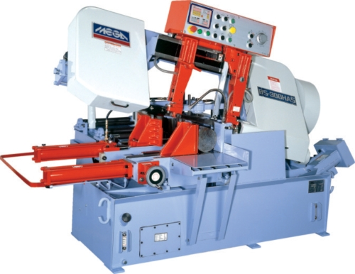 Automatic Horizontal Band saw