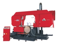 Double Column Heavy Duty Semi-Auto Horizontal Band saws