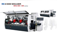 4-Side Moulder-SKG300/350 series