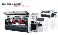 4-Side Moulder-SKG300/350 series