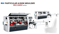 Cens.com Particular 4-Side Moulder-SKG 230GH series SHEN KO MACHINE CO., LTD.