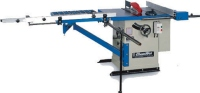 Tilting Arbor Table Saw With Sliding Table