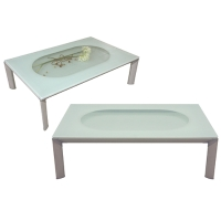 Cens.com Flex Frame Glass Coffee Tables FOUNDER ALUMINIUM CO., LTD.