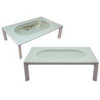 Flex Frame Glass Coffee Tables