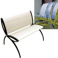 Cens.com 蝶椅/蝴蝶型公园椅系列 芳德铸铝股份有限公司