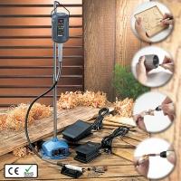Cens.com Professional Hanging Flex. Shaft carving machine WINSA INDUSTRIAL CO., LTD.