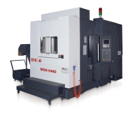 CNC动柱式-卧式综合加工中心机
