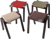 Stacking chair (stackable)