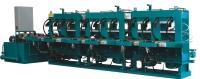 Automatic Drawplate Rubber Sole Press Machine