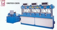 Cens.com Hydraulic Movable Insole Molding Machine UNITED CHEN INDUSTRIAL CO., LTD.
