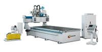 4 Axis CNC Router