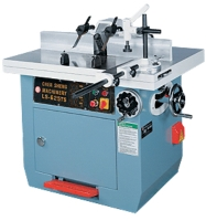 Tilting Spindle Shaper With Sliding Table