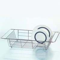 Over-the-Sink Draining Basket