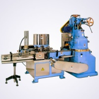 Automatic Irregular Can Vacuum Seamer with Clincher