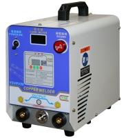 无氧铜管烧焊机