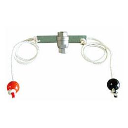 移动式熔接机用、冷却用 拉式球阀开关