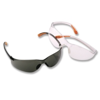 Simple-type goggles
