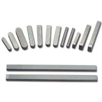 Steel flat keys for machinery