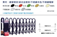 Electric Extractable Gate