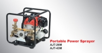 Portable Power Sprayer