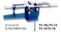 "TC-16 16"" Tilting Arbor Saw"