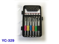 6 PCS PRECISION SCREWDRIVERS SET
