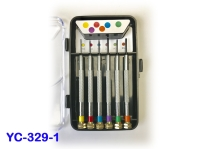 6 PCS PRCISION SCREWDRIVER SET