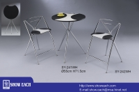Folding Table & Stool SY-241WH, SY-242WH