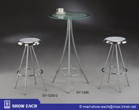 Dining Room Table & Stools SY-1285+1269-3