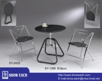 Cens.com Table & Chair SY-242S+1388   SHOW EACH INDUSTRY CO., LTD.