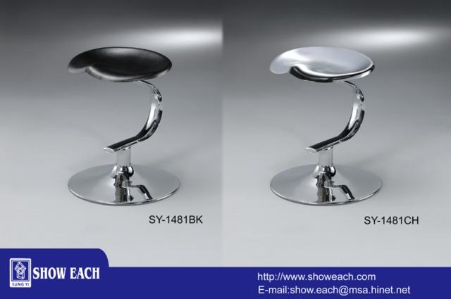 Stools SY-1481BK + SY-1481CH