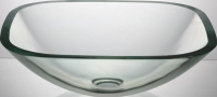 Glass Washbasin