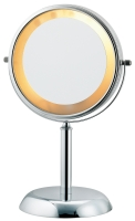 Enlarging lantern mirrors