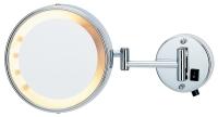 LED伸縮單面放大美容燈鏡