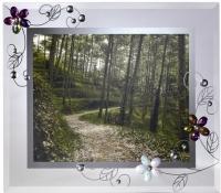 Romantic mirror frame(Transparent)