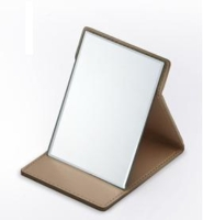 leather mirror(small)
