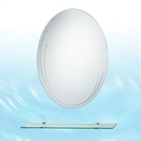 Laser-engraved Mirror