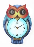 猫头鹰时钟